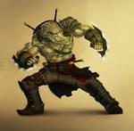 Croco Warrior