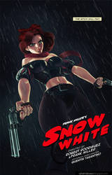 Sin City Snow White by UrbanMelon