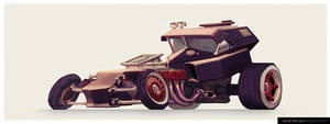 The Cubic Hot Rod
