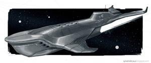 Future Space Adventures - The Humpback