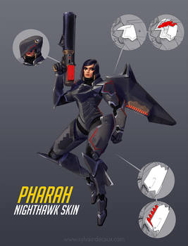 Pharah-Nighthawk Overwatch
