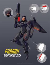 Pharah-Nighthawk Overwatch