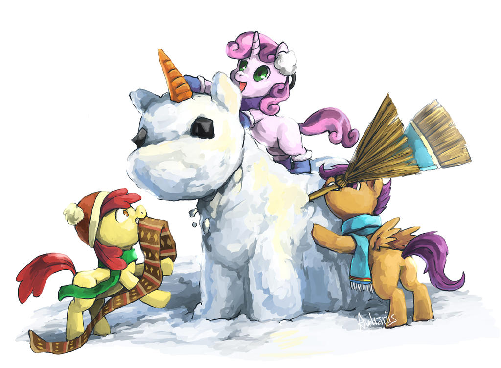 snowpony_by_audrarius-d6z73lo.jpg