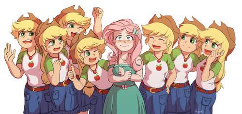 Seven Applejack
