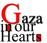 Gaza in our hearts