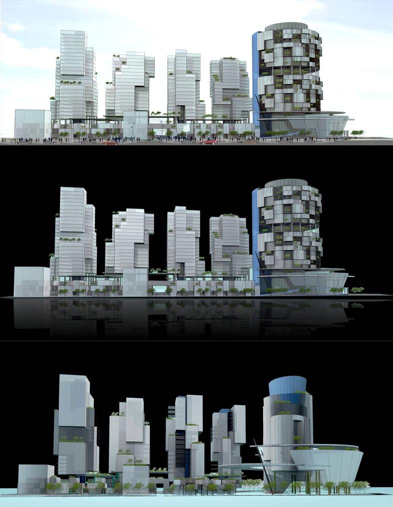 Concept development.