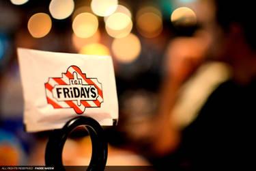 Thank Good Its Friday - TGI