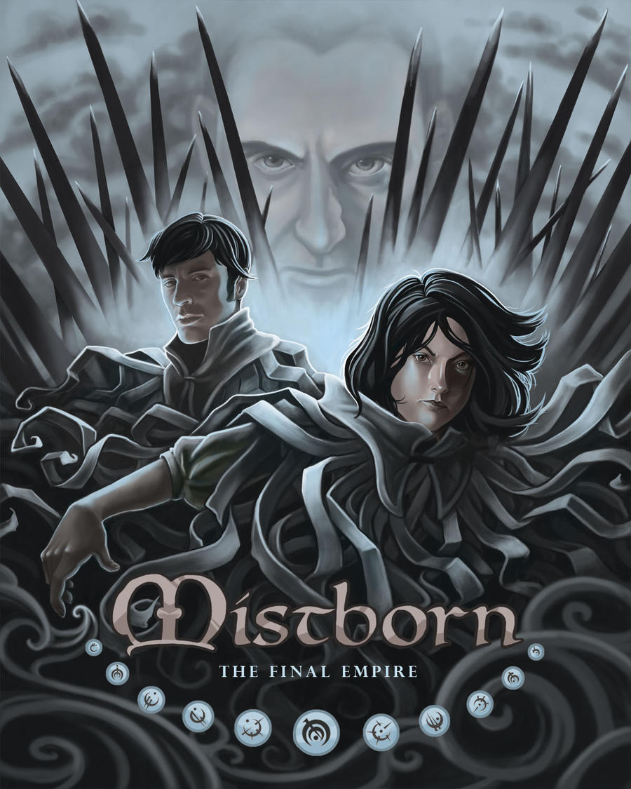 Mistborn By Gemina Vael On Deviantart