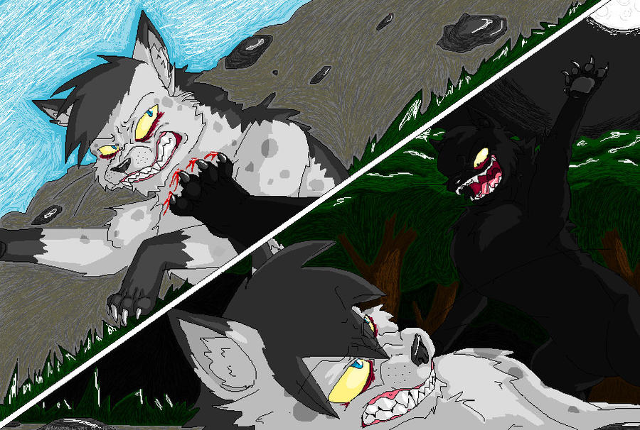 .:Say Good-Night Ashfur:. by hakura-lives