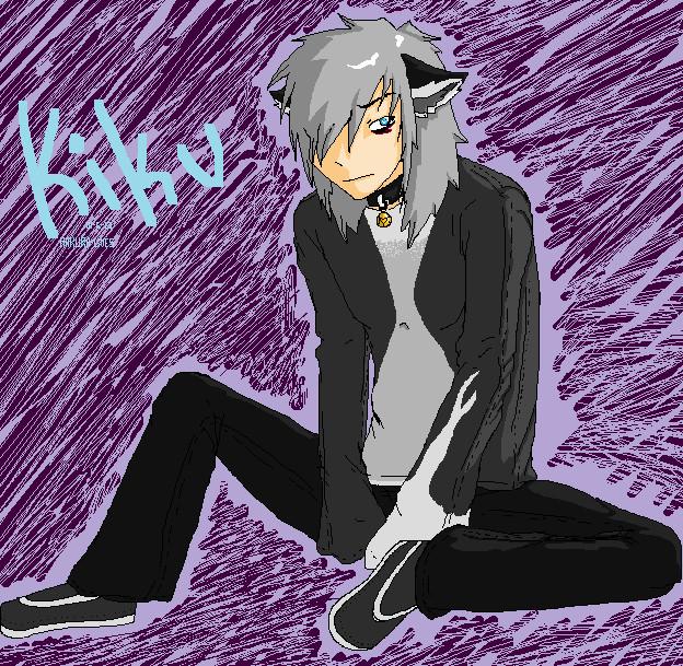 .:Gift-Kiku:. by hakura-lives