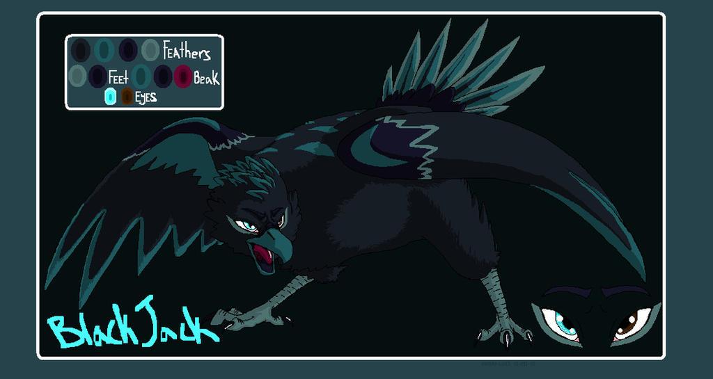 .:Black Jack Character Ref:. by hakura-lives