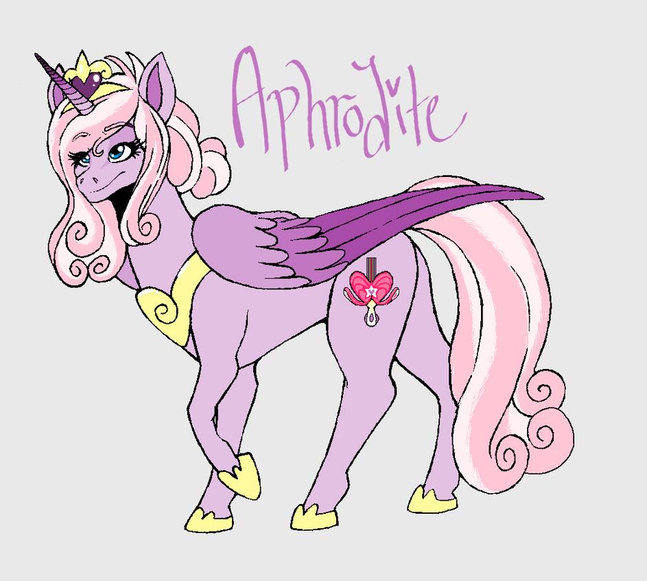 .:Princess Aphordite:. by hakura-lives