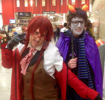 Grell And Eridan Ampora