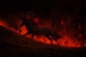 Burning Up [COMM]