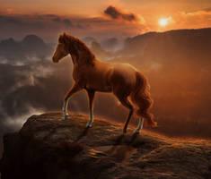 I Set Alight My Heart and Mind [TRADE] by ellipsiem