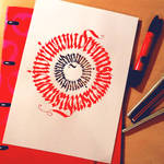 Calligram IV