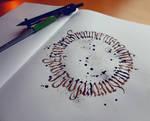 Calligram V