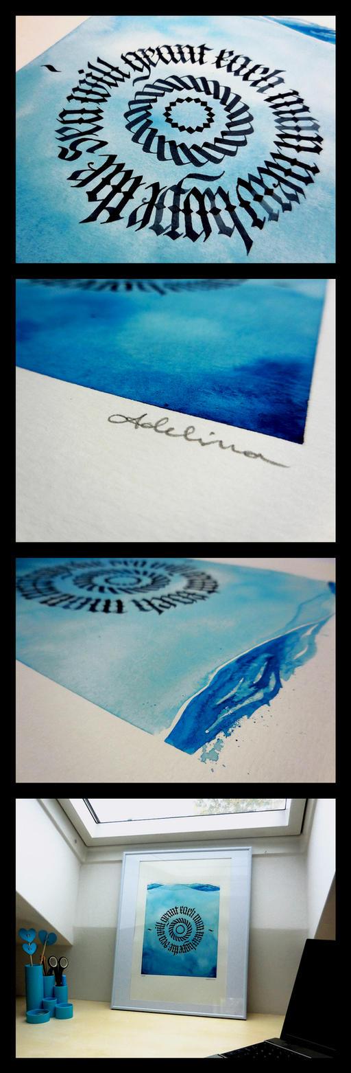 The Sea - DETAIL by WhiteSylver