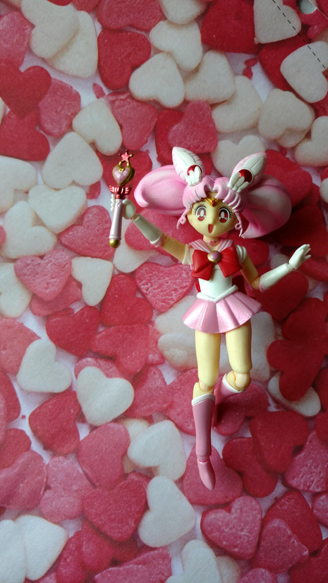S.H. Figuarts Sailor Mini Moon by Sparklycupcake23