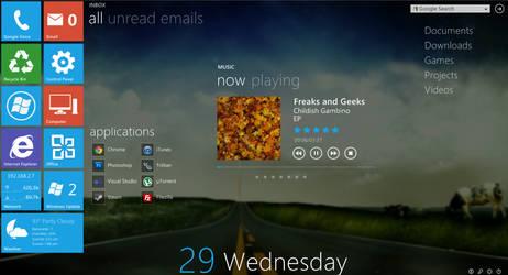 June Desktop by sevenalive