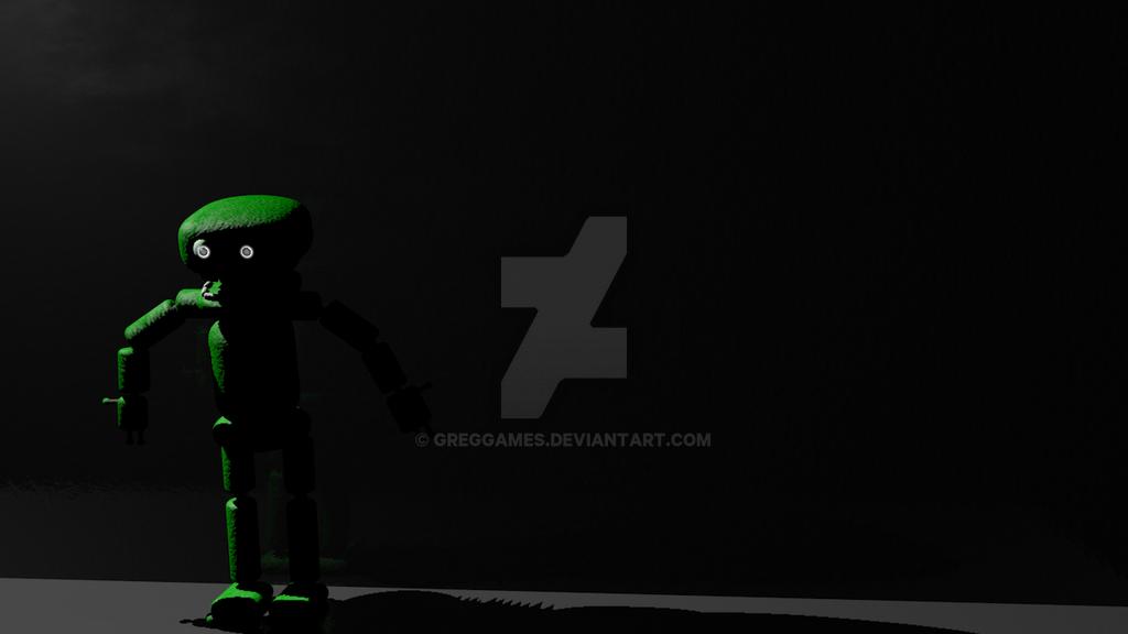 FNaF] My first custom animatronic! [Fan Made] by GregGames on DeviantArt