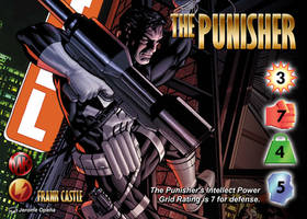 The Punisher (Frank Castle) Character by overpower-3rd