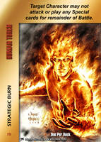 Human Torch Special - Strategic Burn by overpower-3rd