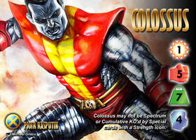Colossus (Piotr Rasputin) Character by overpower-3rd