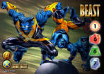 Beast (Henry McCoy) Character by overpower-3rd