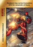 Deadpool Special - High Pain Threshold by overpower-3rd