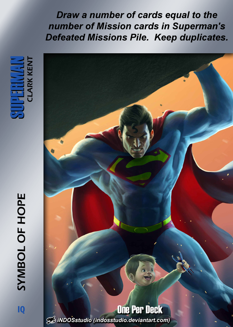 superman special symbol of hope by overpower3rd on