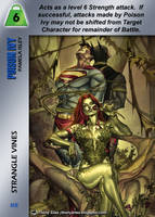 Poison Ivy Special - Strangle Vines by overpower-3rd
