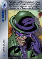 The Riddler Special - Mind Games by overpower-3rd