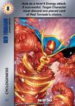 Red Tornado Special - Cyclogenesis