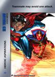 Red Tornado Special - Heroic Aspirations