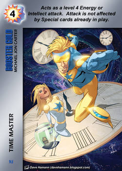 Booster Gold Special - Time Master