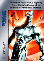 Captain Atom Special - Skin Alloy by overpower-3rd