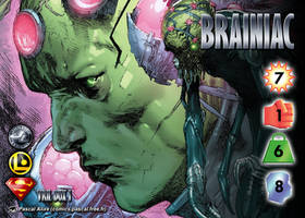 Brainiac (Vril Dox I) Character by overpower-3rd