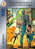 Metallo Special - Eye Beams by overpower-3rd