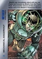 Metallo Special - Mechanical Juggernaut by overpower-3rd