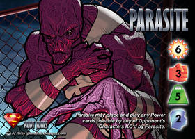 Parasite (Rudy Jones) Character by overpower-3rd