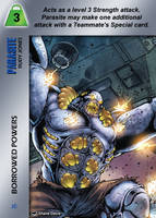 Parasite Special - Borrowed Powers by overpower-3rd