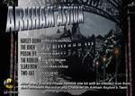 Arkham Asylum Location by overpower-3rd