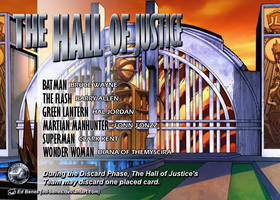 The Hall of Justice Location by overpower-3rd
