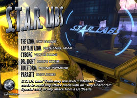 S.T.A.R. Labs Location by overpower-3rd