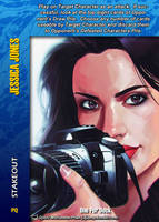 Jessica Jones Special - Stakeout by overpower-3rd