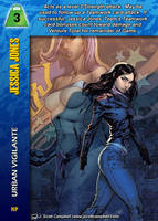Jessica Jones Special - Urban Vigilante by overpower-3rd