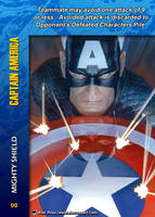 Captain America Special - Mighty Shield by overpower-3rd