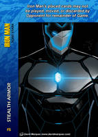 Iron Man Special - Stealth Armor by overpower-3rd