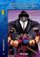 Hulk Special - Intimidate by overpower-3rd